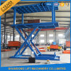 Double Platform Hydraulic Post Lift with Ce