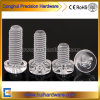 Polycarbonate Clear Type Phillips Pan Head Plastic Screw