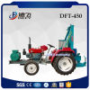 Large Diameter Tractor Mounted Water Well Drilling Rig
