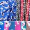 High Quality Stock 100%Polyester Printed Micro fiber Fabric for Hometextile