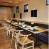 Classic Wooden Tables and Chairs Used for Restaurant (SP-CS207)