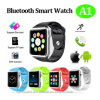 Colorful Bluetooth Smart Wrist Phone Watch with SIM Card Slot (A1)