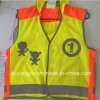 Children's Safety Tips Reflective Vest