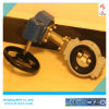 Alloy Aluminum Body JIS10k Standard Butterfly Valve with Gear Worm