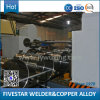 Corrugating (W rib) Machine for Galvanized Steel Barrels