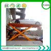 6ton 5m Electric Lock Release Platform Mobile Car Scissor Lifts