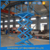 Scissor Hydraulic Lifting Platform with CE