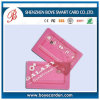 Transparent Smart ID Chip Card with High Quality