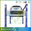 Heavy Duty Parking Lift Electric 4 Post Car Lift with Ce