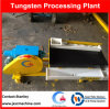 Tungsten Recovery Flowchart Parts Shaking Table