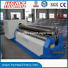 W11-16X2500 Mechanical Type 3 Rollers Steel Plate Bending Machine