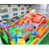 Inflatable Pirate Jumping Castle/Kid Castle Entertainment Inflatable Trampoline