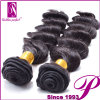 Double Drawn Unprocessed Malaysian Virgin Human Hair Weft