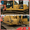 Yellow-Paint AC/Sleeper-Attached 1.5cbm/24ton Used Hydraulic Japan Komatsu PC240-8 Crawler Excavator