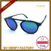 F15474 Round Frame Sunglass with Metal Bridge Hot Selling