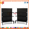 Fashion Supermarket Single Side Retail Punched Back Wall Display Shelves (Zhs547)