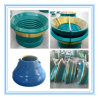 High Manganese Casting Steel Cone Crusher Bowl Liner Mining Machinery