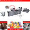Pillow Type Packing Chocolate Crispy Confectionery Production Line