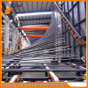 High Output Vertical Aluminum Powder Coating Line