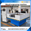 Mini Metal Mould Engraving Machine for Acrylic Stone Marble Jade