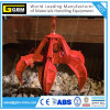 35 Ton Hydraulic Orange Peel Grab for Stone