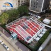 50m Clear Span Large Outdoor Banquet Transparent Tent for Wedding Business