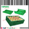 PP Collapsible Plastic Foldable Crates for Fruits