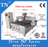 Wood Carving CNC Router Machine with Vacuum Table