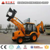 New High Quality Backhoe Loader 8t with Cummins Engine & Carraro Axle