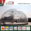 Dia 3-60m Steel Geodesic Half Sphere Dome Tent for Outdoor Event