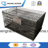 Heavy Duty Logistics Steel Wire Mesh Bins for Sales