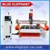 Discounted Price! ! Jinan 1530 Atc 4 Axis CNC Router, Engraving Machine for Mold, Door, Cabinet, Cylinder