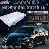 Android 6.0 Video Interface Navigation Box for Lexus Es with GPS/Map/WiFi/Bt/Mirrorlink