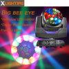 Roating 19X15W LED Bee Eyes Moving Head Zoom Wash Light