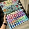 Kj209 Super Pigment Matte Shimmer Glitter Duochrome Single Eyeshadow with Vivid Color Option Have Stock