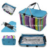 Folding Picnic Cooler Basket (XY-303D)