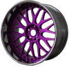 Three Pieces, Two PCS Forged Alloy Wheels 18X9.0