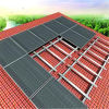 W4 Pitched Roof PV Solar Bracket System