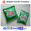 Customized Printing Back Seal Plastic Washing Powder Pouch with Easy Notch
