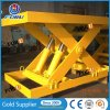 Adjust Material Handling Hydraulic Equipment Fixed Dock Scissor Lift