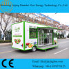 Fruit and Vegetable Vending Truck Movable Around The Street
