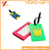 Fashion Plastic Luggage Tag with Customize Logo (YB-t-001)
