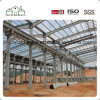 Steel Structure for Workshop to Thailand