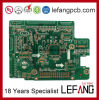 Multylayer 4L Entertainment Systems Circuit Board High Frequency PCB Board