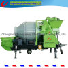 Daswell Top Quality Electric Portable Concrete Mixer Truck Water Pump