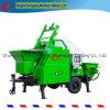 Portable Hose Trailer Truck Mounted Concrete Mixer with Pump in India Price Mixer Mini Concrete Pump Truck Concrete Pump Machine