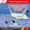 air freight to Bermuda United Kingdom from China Hongkong shipping logistics services