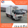 Multi-Temperature 3.1m Reefer Truck Body Light Duty Refrigerated Truck