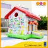 Inflatable Cabin Colorful Bouncer (AQ201-2)