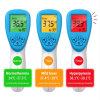 The Urgent Non Contact Forehead Digital Infrared Themometer by Air Transportation Shipping Transport